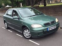 VAUXHAULL ASTRA 1.6 AUTOMATIC LOW MILEAGE