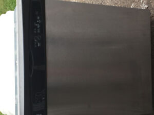 KENMORE STAINLESS STEEL DISHWASHER FOR PARTS OR REPAIR