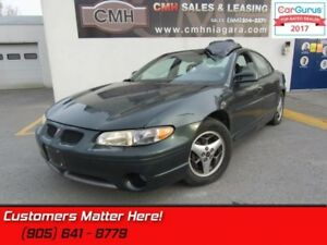 2001 Pontiac Grand Prix GT  AS IS - UNCERTIFIED *AS TRADED IN*