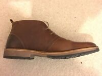 Men's Leather Desert Boots Size 12 UK - Sole Trader