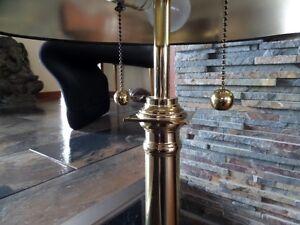 SUPERBES  LAMPES SUR TABLE