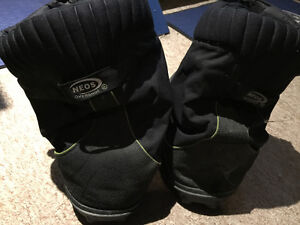 Neo Over Boots Insulated Studded