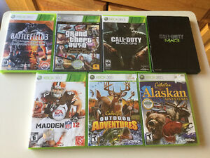 XBOX 360/XBOX 1 Games for sale