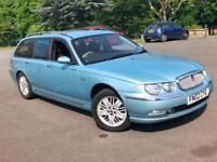 Rover 75 Tourer 2.0 CDT 1950cc auto Club SE