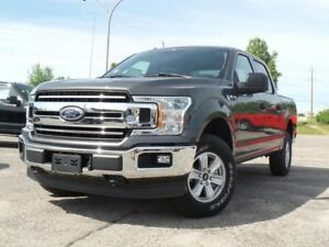 2018 Ford F-150 XLT 5.0L V8 300A