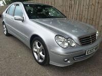2007 07 Mercedes-Benz C320 3.0TD CDI 7G-Tronic Avantgarde SE 47.9 may p/x