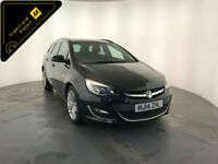 2014 VAUXHALL ASTRA SRI CDTI DIESEL SERVICE HISTORY FINANCE PX WELCOME