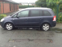 Vauxhall/Opel Zafira 1.9CDTi ( 120ps ) 2009MY Active