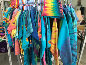 Wholesale Tie-dye clothing