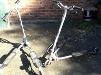 Large zip scooter flicker Silver 1 available £25 Madeley, Telford