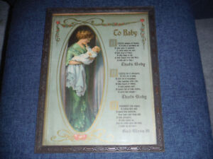 Beautiful Antique Lithograph