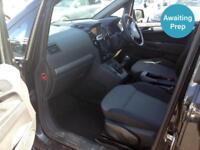 2013 VAUXHALL ZAFIRA 1.7 CDTi ecoFLEX Design Nav [110] 5dr MPV 7 Seats