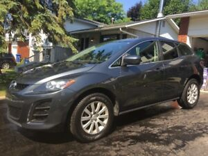 2011 Mazda CX-7,Leather w Sunroof Luxury Package with Low Milage