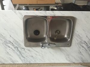 sink and faucet set