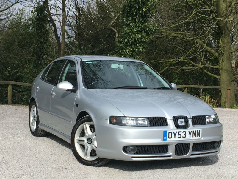 seat leon 1 8 2003 my 20v turbo cupra cupra r body styling px swap a3 s3 r32 in accrington. Black Bedroom Furniture Sets. Home Design Ideas