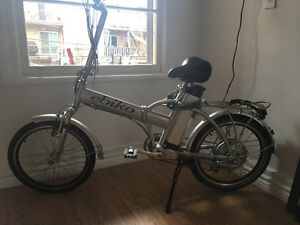 Ebike with out the power cord to charge it