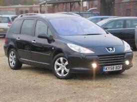 Peugeot 307 SW 1.6HDi ( 90bhp ) 2006MY SE