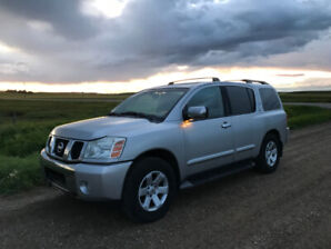2004 Nissan Armada - full service records *PRICE REDUCTION*