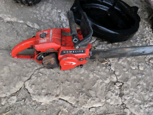 Homelite Xl Chainsaw | Buy New & Used Goods Near You! Find