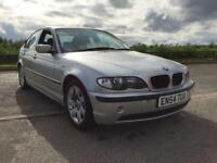 2005 54 BMW 3 SERIES 2.0 318D ES 4D 114 BHP DIESEL