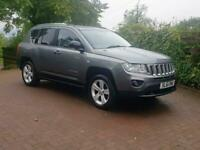 2011 Jeep Compass 2.0 Sport 5dr [2WD] ESTATE Petrol Manual