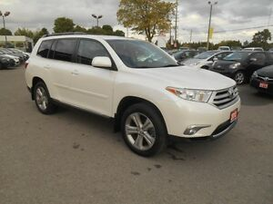 2013 Toyota Highlander Sport AWD Peterborough Peterborough Area image 8