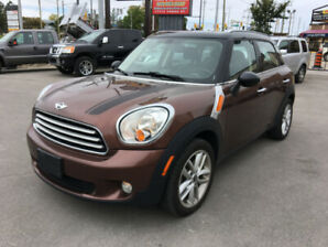 2013 MINI Cooper Countryman Leather- Panoramic Roof