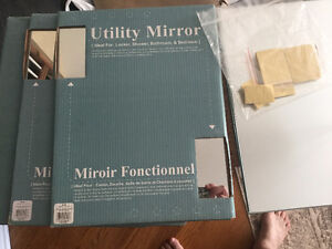 6 mirror rectangles, rounded edges