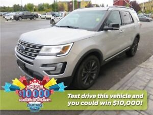 2016 Ford Explorer XLT  3.5l v6 TIVCT with 4 wheel drive and no