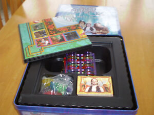 WIZARD OF OZ TRIVIA GAME IN COLLECTOR TIN Windsor Region Ontario image 2