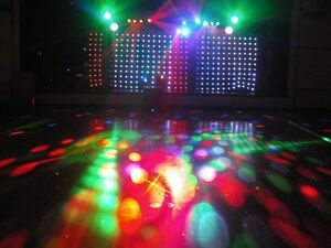 its been fun but it's time to sell - great DJ lighting