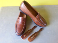 Mens Cole Haan penny loafers