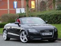 Audi TT Convertible 2.0T 2007 + RED LEATHER + BOSE + CAMBELT DONE