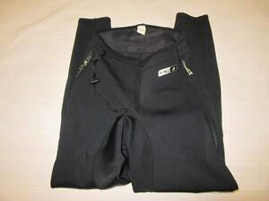 Neo Sport Wetsuits XSPAN Pants, Black, Large and TOP long sleeve Peterborough Peterborough Area image 3