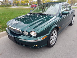 2005 Jaguar X-TYPE AWD IN MINT CONDITION ONLY 58,000KM