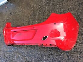 Vauxhall Astra j 2010 2011 genuine rear bumper for sale