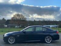 2013 BMW 5 Series 2.0L 520D M SPORT 4d AUTO 181 BHP Saloon Diesel Automatic