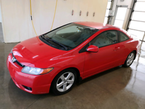 ONE OWNER 2006 Honda Civic Coupe