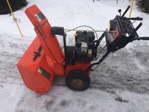 Souffleuse à neige Ariens 30 po Deluxe