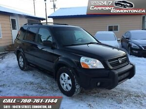 2004 Honda Pilot LX-AWD  ONE OWNER....NO ACCIDENTS...ONLY $6790