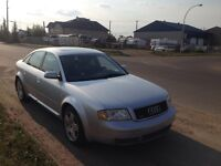 2001 Audi A6 Sedan CHEAP MUST SELL