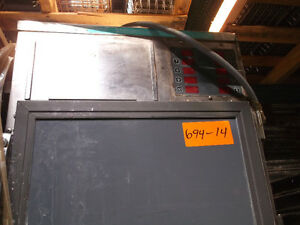 Electric Oven/Hold Pass Thru  #694-14
