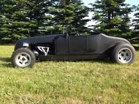 1927 Ford model a roadster