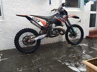 2008 KTM 144 SX