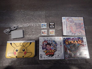 3DS, DS, GBA, Gameboy games/console