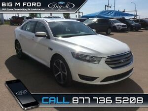 2015 Ford Taurus SEL  - one owner - local - trade-in - non-smoke