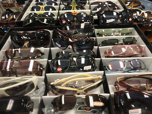 OVER 80 PAIRS OF SUNGLASSES