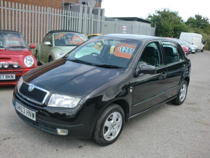 2003 53 skoda fabia 1 4 16v 100bhp elegance in herne bay kent gumtree. Black Bedroom Furniture Sets. Home Design Ideas