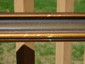 Two old wooden frames without glass Cornwall Ontario image 3