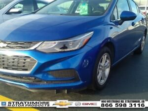 2017 Chevrolet Cruze Tech Pkg-Sunroof-Heated Seats-Pwr Seat-Carp